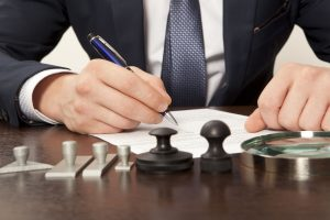Прехвърляне на търговски дружества задължения