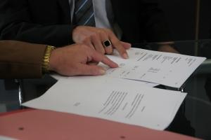 Какво представлява брачният договор ?