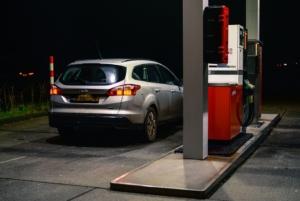 Обезщетение грешно заредено гориво